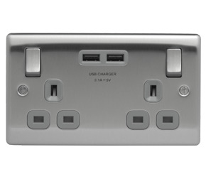 Sockets & Switches