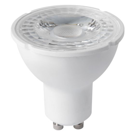Image of Megaman 141902 LED GU10 Light Bulb Dimmable 4.5W 35 Degree Cool White