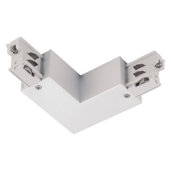 Image of Ansell A3MTLCPOW 3 Circuit L Connector Power Outside White