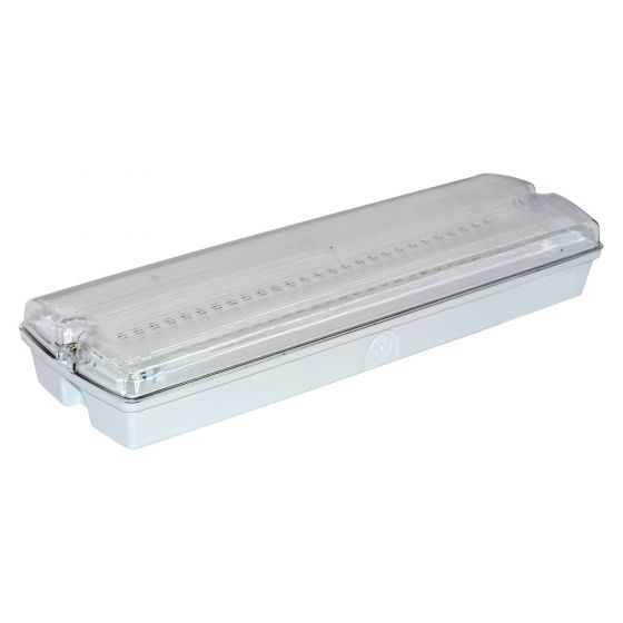 Image of Avenger LED Bulkhead 3 Hour Non Maintained Emergency 162lm 5W IP65