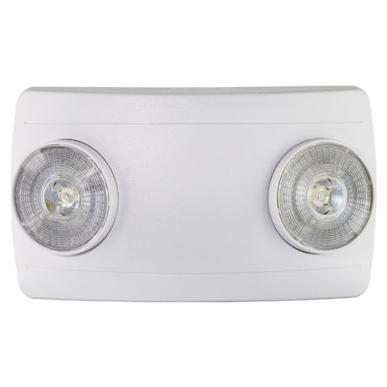 Image of Avenger LED Mini Twinspot 220lm 3 Hour Non Maintained Emergency IP65