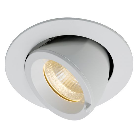 Image of Ansell AULED100WW LED Downlight Wall Wash 13W 4000K IP20 White