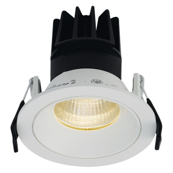 Image of Ansell AULED80D LED Downlight 13W 4000K IP44 White