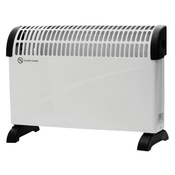 Image of Avenue Convector Heater 2kW with Adjustable Thermostat