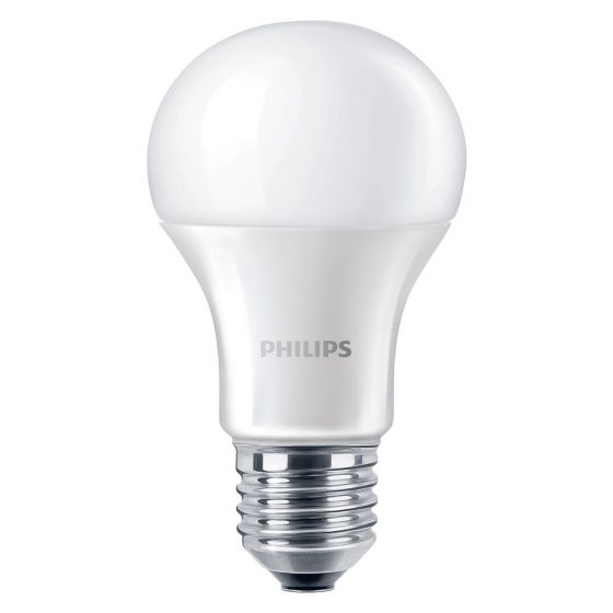 Image of Philips 49076100 11W ES E27 LED GLS Light Bulb Frosted Warm White 2700K