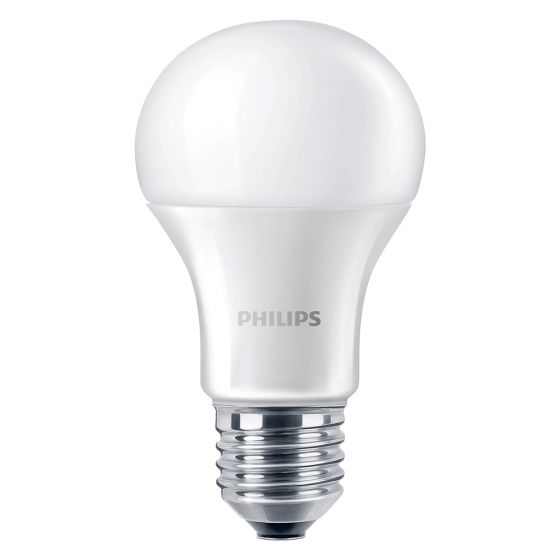 Image of Philips 49080800 6W ES E27 LED GLS Light Bulb Frosted Warm White 2700K