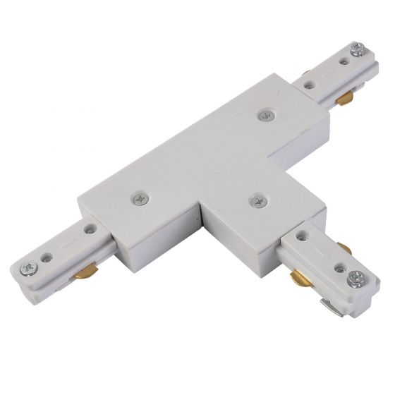 Image of Forum Culina Track T Connector White