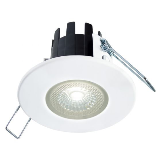 Image of Halers DLT388MW/5530 LED Downlight White Dimmable 4W 440lm 3000K IP65