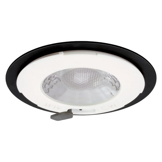 Image of JCC JC1001NB V50 LED Downlight Dimmable 7W 650lm IP65 No Bezel