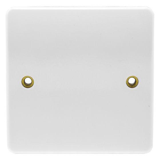 Image of MK Logic K1090WHI Flex Outlet Plate 20A White