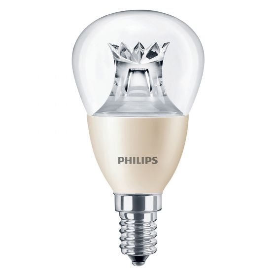 Image of Philips 45378000 4W MasterLED Dimtone SES E14 Golf Ball Bulb Warm White