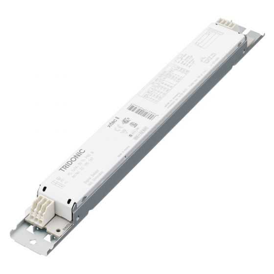 Image of Tridonic PC 1x14-35 T5 PRO Electronic Ballast for 1x 14 to 35W T5 Tube