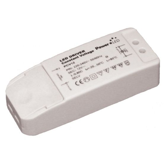 Image of PowerLED LED Driver 12W 12V DC IP20