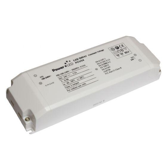 Image of PowerLED LED Driver 36W 24V DC IP20