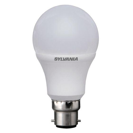 Sylvania 8.5W BC (B22) LED GLS Light Bulb Warm White