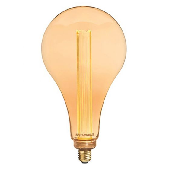 image of Sylvania LED Vintage Filament Light Bulb A165 E27 2.5W A+