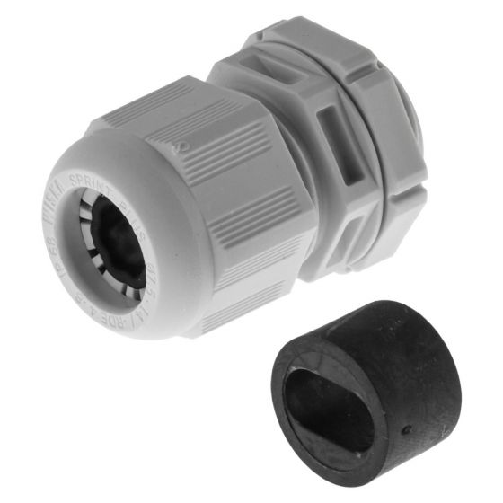 Image of Wiska Sprint Consumer Unit Gland 32mm for Twin and Earth 10 to 16mm