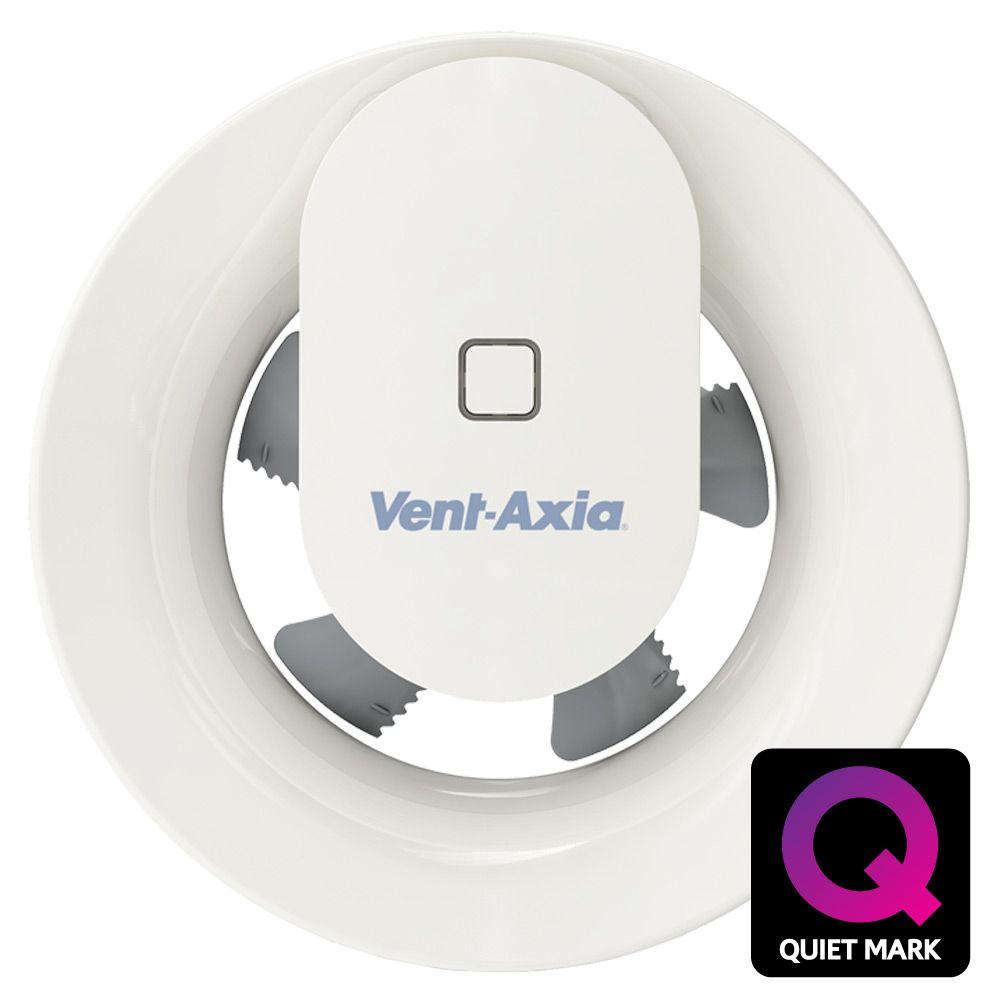 Vent-Axia Svara Lo-Carbone Smart Fan APP Contrôlée New /& Sealed