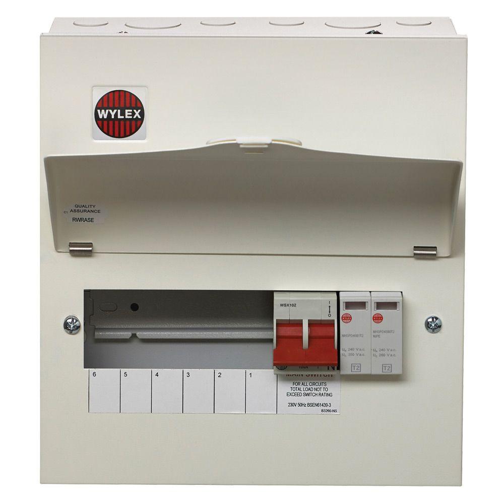 6 Way Wylex Fuse Box - Best Wiring Diagram seek-charge -  seek-charge.santantoniosassuolo.it | Wylex Consumer Unit Wiring Diagram |  | seek-charge.santantoniosassuolo.it