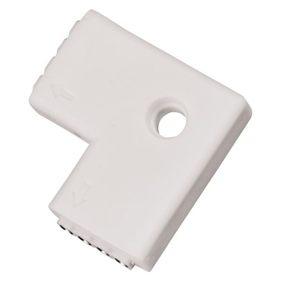 Image of Ansell ACLED90B LED Tape 90 Degree Bend Connector