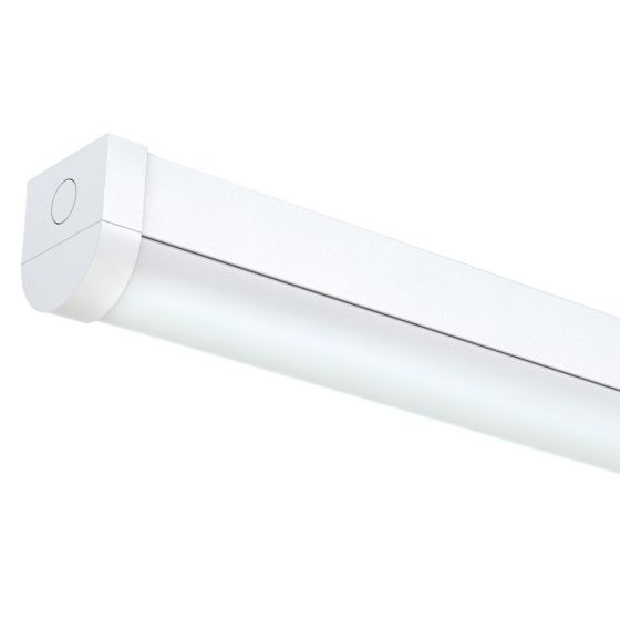 Image of Avenger LED 6ft Emergency Batten Single 6480lm 56W 4000K IP20