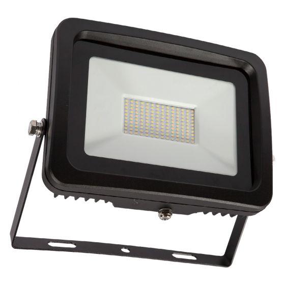 Image of Avenue Commercial LED Floodlight 8753lm 100W 5200K IP65 Black