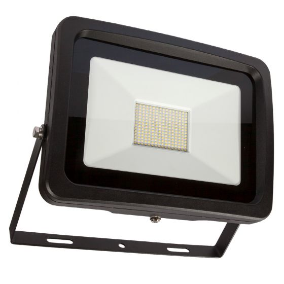 Image of Avenue Commercial LED Floodlight 12776lm 150W 5200K IP65 Black