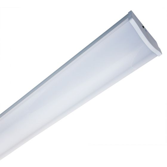 Image of Avenger 5ft Emergency LED Linear Panel 4180lm 40W 4000K Surface Mounted