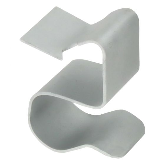 Image of Avenue Beam Edge Cable Clip 4-7mm Thick 15-19mm Diameter Pack 25