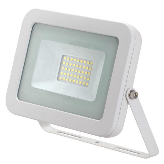 Image of  Avenger LED Floodlight 30W 4000K IP65 White Outdoor