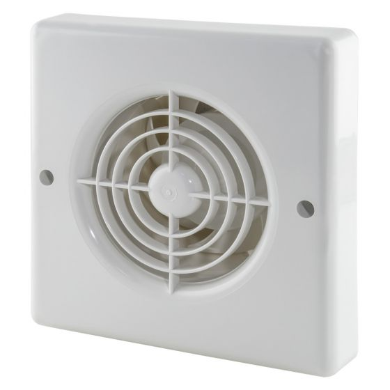 Image of Avenue 4 Inch Quiet Bathroom Extract Fan No Controls