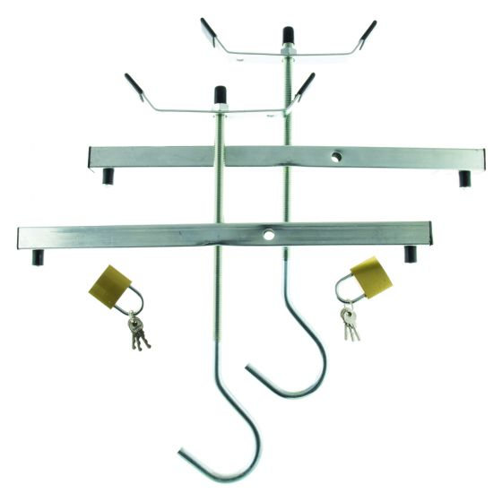 Image of Avenue Ladder Clamp Fix Your Ladder to Your Roof Rack Lockable