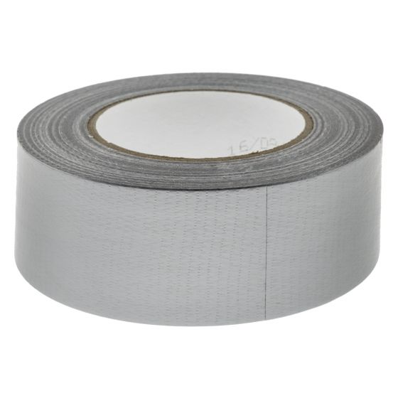 Image of Avenue Gaffer Duct Tape Reinforced 50mm Wide Silver Roll of 50M