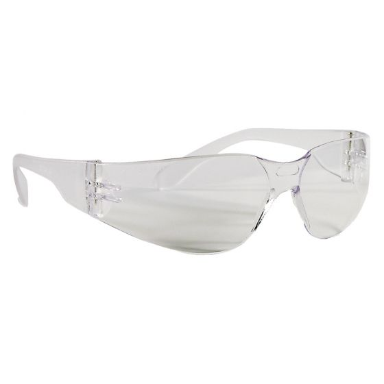Image of Avenue Fire Safety Spectacles Wrap Around Style with Clear Lens Each
