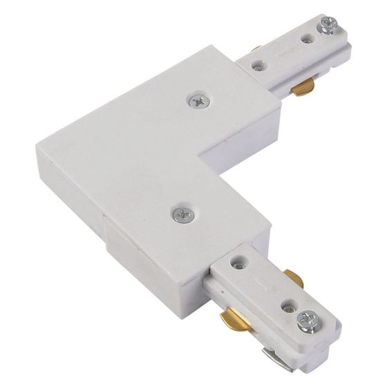 Image of Forum Culina Track L Connector White