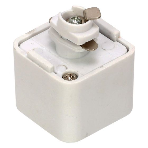 Image of Forum Culina Track Adaptor White