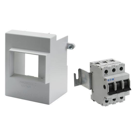 Image of Eaton MEM Memshield 3 EBMS1253 Switch Disconnector 125A Triple Pole