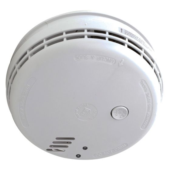 Image of Aico EI146RC Optical Mains Smoke Alarm Detector with Battery Back-Up