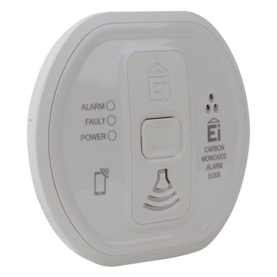 Image of Aico EI208 AudioLink 10 Year Battery Carbon Monoxide CO Alarm Detector