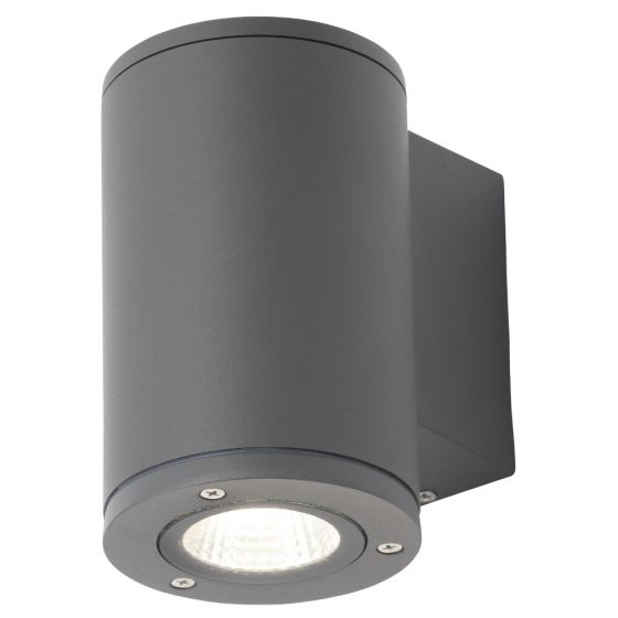 Image of Zinc Mizar LED Up or Down Spotlight Wall Light 740lm 4000K 10W