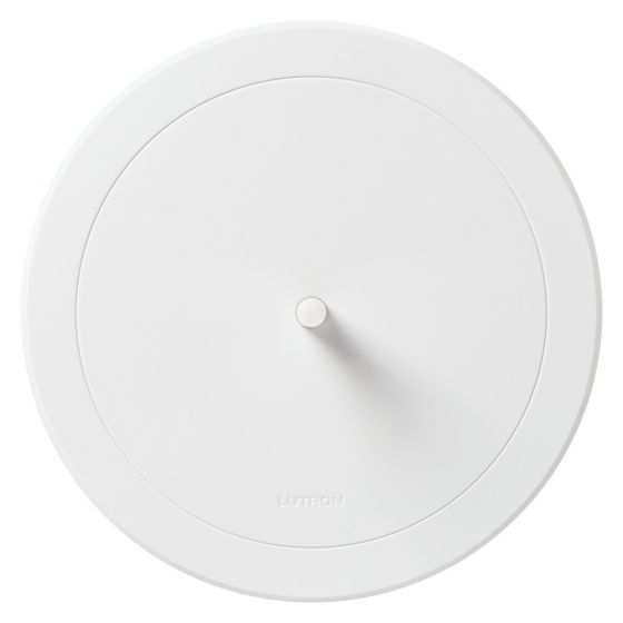 Image of Vive HKS-0-FM Wireless Hub - Control Up To 75 Devices Flush Mount White