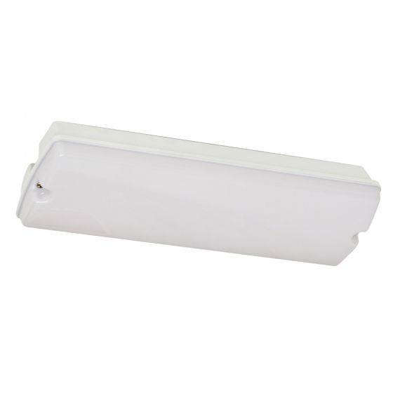Image of Robus LED Bulkhead 3 Hour Maintained Emergency 2.6W 60lm IP65