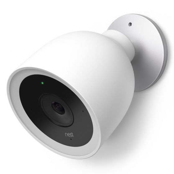 image of Nest Cam IQ outdoor waterproof smart securing Camera NC4100GB