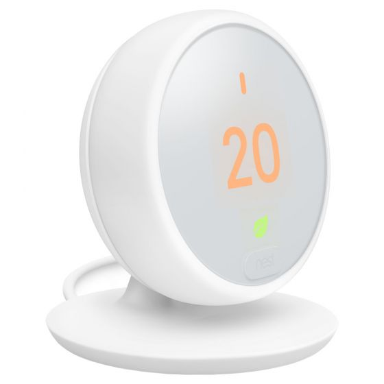 Image of Nest Thermostat E HF001235-GB Easy Install White