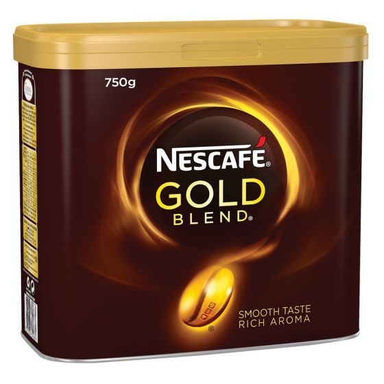 Image of Nescafe Instant Coffee Granules Gold Blend 416 Cups 750g