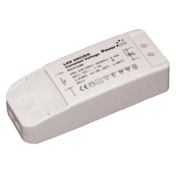 Image of PowerLED LED Driver 20W 12V DC IP20