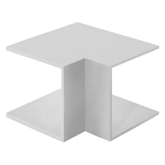 Image of Marshall Tufflex TIB6WH Internal Bend MMT6 Mini Trunking White