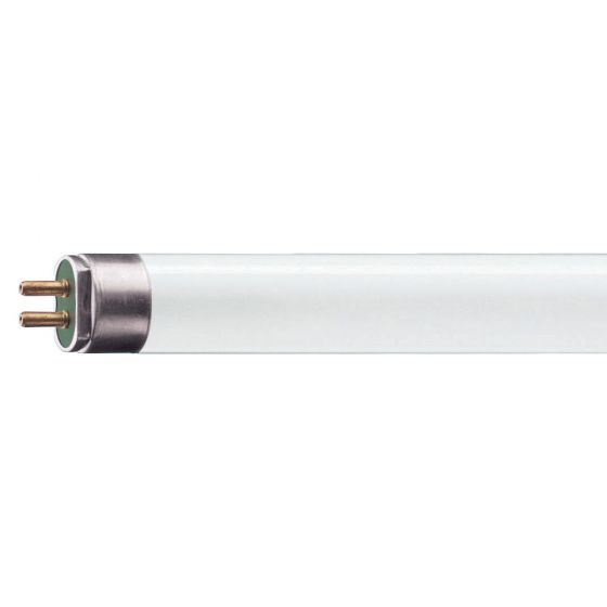 Image of T5 24W Cool White 4000K 840 High Output 1950lm Fluorescent Tube 549mm
