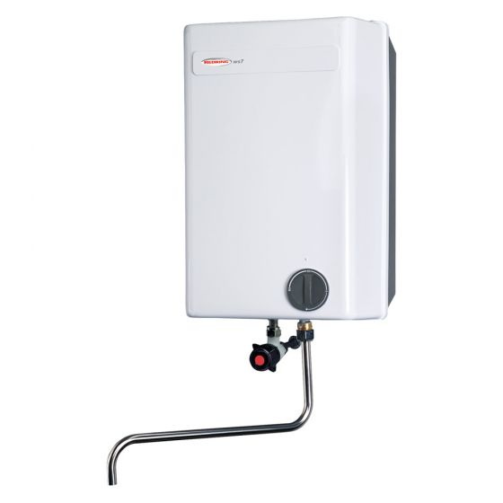Image of Redring WS7 Over Sink Water Storage Heater 7 Litre 3kW Vented