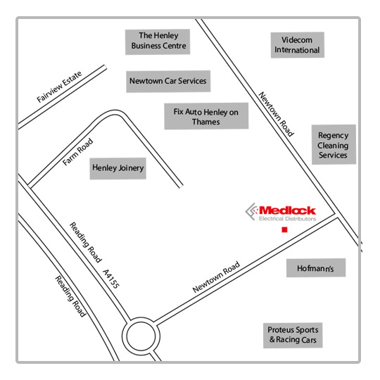 Henley Map